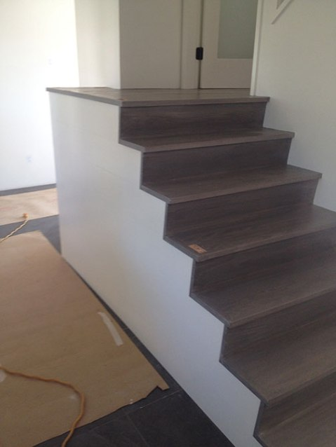 Noank staircase carpentry